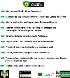 Legging  Cinza Com Detalhe Em Preto
